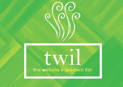 The Website Ingredient List