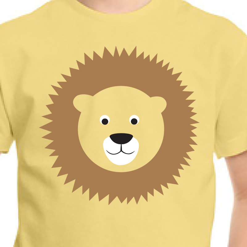 Animal face tshirt
