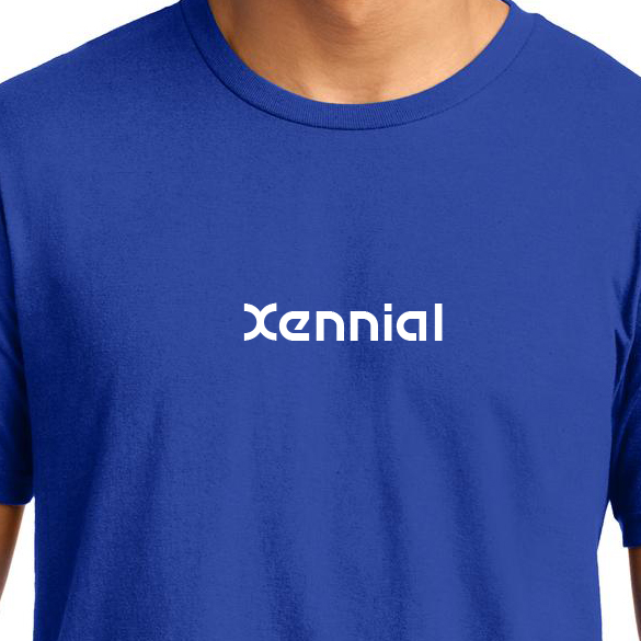 Xennial tshirt