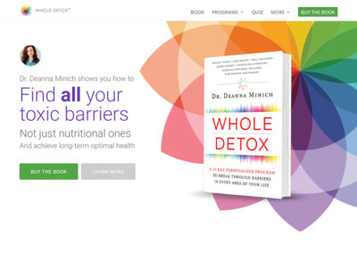 Whole Detox by Dr. Deanna Minich